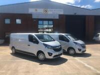 Self Drive Van Hire