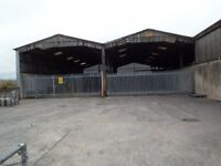 Large Covered Storage Space to Let 2700 square feet , Close to J24 M5