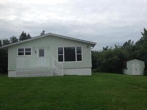 Home overlooking Northumberland Strait