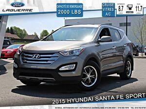 2015 Hyundai Santa Fe SPORT 2.4L**CRUISE*A/C*SIÈGES CHAUFFANTS**