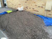 Free topsoil approx 4tonnes