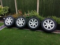 Land Rover Freelander 2/Evoque/Discovery Sport Alloy Wheels x 4