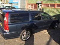 Volvo v70 d5 2.4 diesel (STUNNING EXAMPLE)