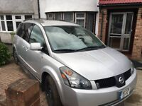 Nissan Quest Left Hand Drive - 7 seats - From US
