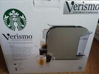 Starbucks coffee machine