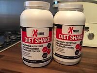 2 x Diet Shake