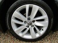 Vauxhall Insignia SRI alloy wheels