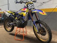 YZF 450 TRICKED UP IN MINT CONDITION MUST SEE !!! FOR SALE OR SWAPZ WHY CAR VAN BIKE 4x4 r6 gsxr