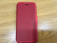 Iphone 7 red ottobox case
