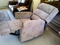 Nearly new, barely used Recliner Chair