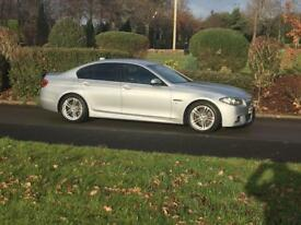 2014 BMW 520D M SPORT 1 OWNER FROM NEW FBMWSH