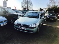 ✅ 2001 (51) Vauxhall Corsa AUTOMATIC 1.2 i 16v SXi Easytronic 5dr ✅