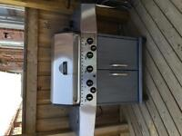 BBQ - broil - mate 5 burners with rotisserie