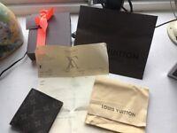 Genuine Louis Vuitton Monogram Wallet