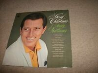 "ANDY WILLIAMS-""MERRY CHRISTMAS""-12.INCH VINYL LP-(EX+)"