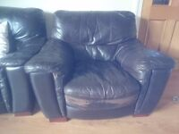 Armchair from furniture village