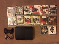 PlayStation 3 Console 500gb slim