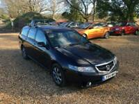 2004 Honda Accord I CTDI EXECUTIVE 2.2 Diesel Estate 9 Months MOT Full Servic...