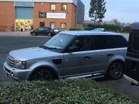 Range Rover SPORT HSE facelift 2.7tdv6