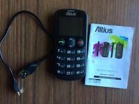 Altius Big Button Phone - UNLOCKED