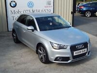 LATE 2013 AUDI A1 1.6 TDI SPORT 5DR ( WARRANTY AVAILABLE )