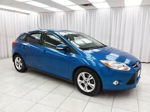 "2013 Ford Focus SE 5DR HATCH w/ BLUETOOTH, HTD SEATS & 16"""" ALLO"