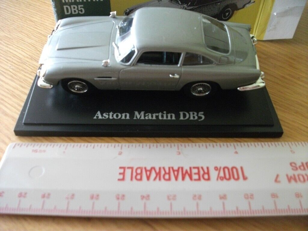 aston martin db5 1:43rd scale | in heaton moor, manchester | gumtree