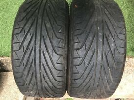 pair 215 35 18 tyres in greenford area