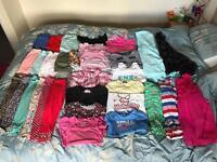 Age 4-5 bundle of clothes (smoke free, pet free)