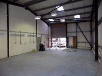 Leasehold Light Industrial Unit To Let Paignton Devon