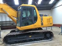 2002 Komatsu PC160-6 1 owner ++++ only 7000 hours ++++ totally mint condition ++++ must be seen