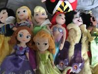 Disney store plush