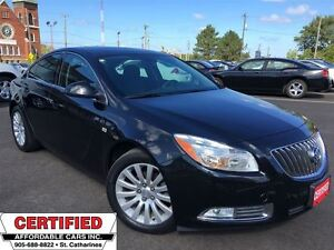 2011 Buick Regal CXL ** BLUETOOTH, HTD LEATH, DUAL CLIMATE **