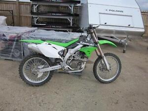 2006 Kawasaki kx 450f