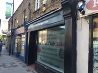Shop/Office to rent in East Greenwich London