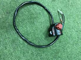 Honda aftermarket handlebar switch Right