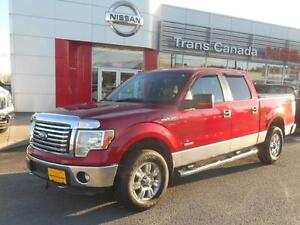 2012 Ford F-150 XLT SuperCrew 4x4