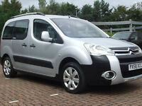 CITROEN BERLINGO MULTISPACE XTR 1.6 HDI - VERY CLEAN EXAMPLE (LIKE DOBLO ACTIVE / KANGOO)