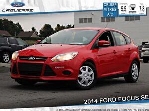 2014 Ford Focus SE**45$/SEM!!*BLUETOOTH*A/C*SIÈGES CHAUFFANTS**
