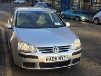 Excellent 1.9 TDI SE GOLF 5dr with full service history and full year MOT.