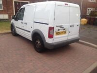 Ford connect van 1.8 tcdi