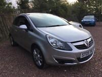 2009 Vauxhall Corsa 1.2 SXI Only 54,000 Miles! Full Service History!