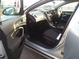 2011 Vauxhall/Opel Insignia 2.0Diesel ecoFLEX ES 6 speed manual
