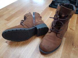 Clarks ladies/girls Orinoco Spice ankle boot size 4