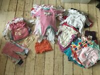 BABY GIRL CLOTHES - 3-6months