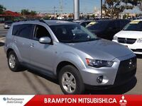 2011 Mitsubishi Outlander LS 4WD (7-SEATER! ONE OWNER!)