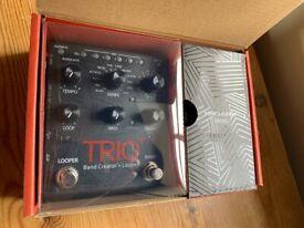 DigiTech Trio Plus Advanced Band Creator & Looper Pedal