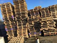 Wooden pallets, heavy duty pallets, large wooden pallets