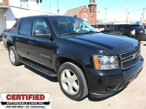 2010 Chevrolet Avalanche 2LT** LEATHER, SUNROOF, BACKUP CAM, SUP