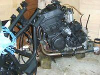 kawasaki gtr 1000 engine,,complete,,